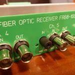 FR-8 Fiber Optic Isolator