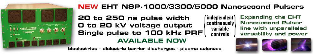 EHT NSP-1000/3300/5000 Nanosecond Pulser
